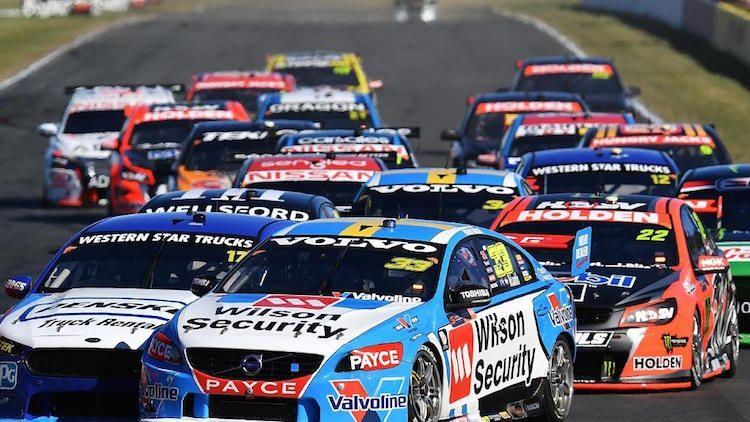 Supercars To Race In Newcastle For The First Time