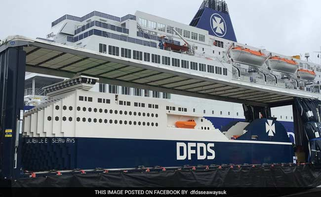 World's Largest LEGO Ship Sets Guinness Record