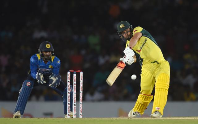 Hastings' 6 wickets, Bailey and Finch 50s give Aussies series win over SL