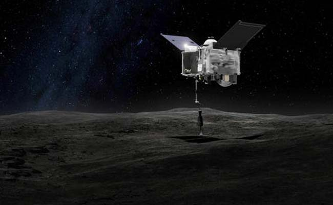 NASA Chasing Down Asteroid To Scoop Up, Bring Back Samples