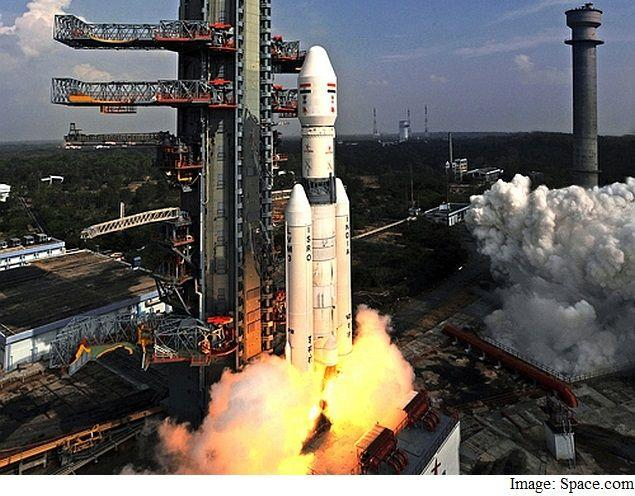 Today, GSLV To Carry A Satellite And India's Hopes For Moon Mission