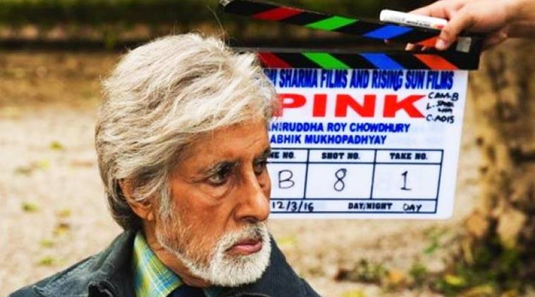 Pink getting incredible attention, immense praise, says Amitabh Bachchan