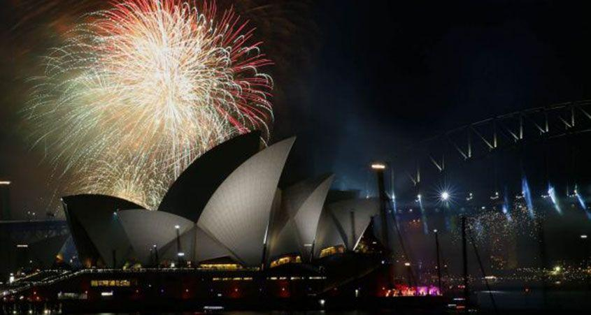 Sydney's NYE fireworks a tribute to David Bowie, Prince and Gene Wilder