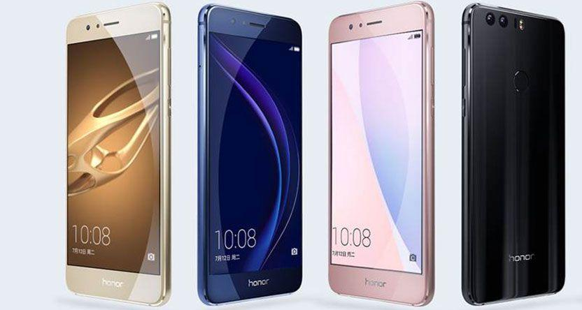 Huawei Honor 8 will get Android Nougat update starting February: Report