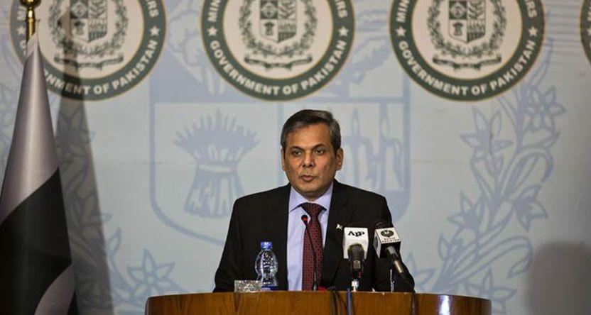 Want to 'amicably' resolve all issues with India: Pakistan