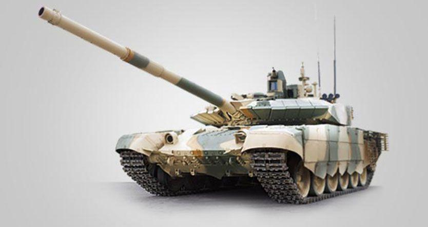 India's Future Main Battle Tank Will Come Without Life-Saving 'Active Armour'