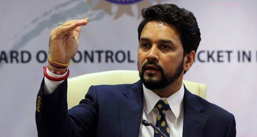 Supreme Court sacks BCCI chief, secretary; Anurag Thakur says 'all the best'