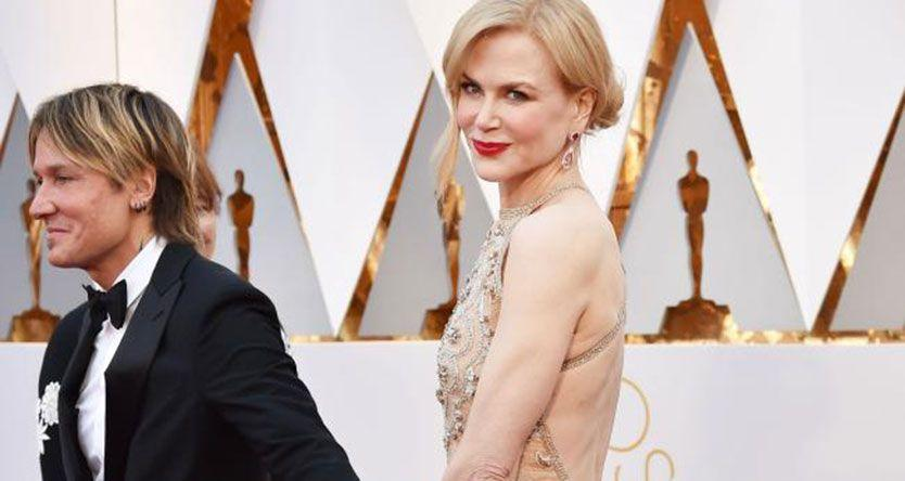 Nicole Kidman had a wardrobe malfunction at the Oscars ... and nobody noticed