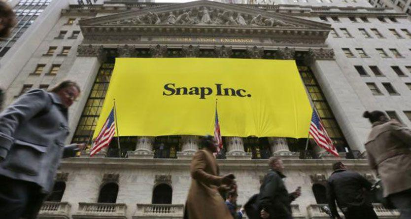 Snapchat expected to raise $31 billion in share market float