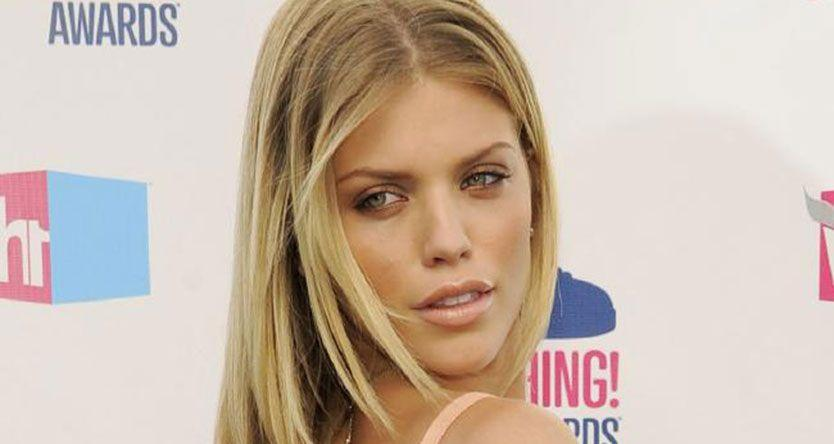 90210 star AnnaLynne McCord reveals she was sexually assaulted