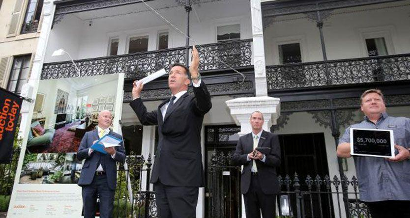 Annual growth in Sydney house prices the strongest in 14 years