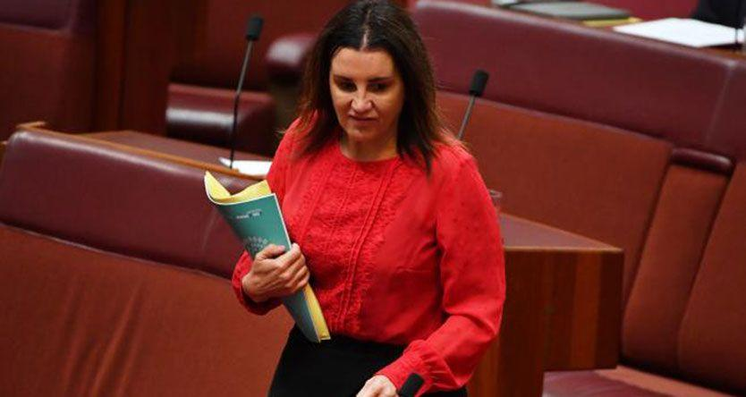 Jacqui Lambie makes emotional plea to fellow senators