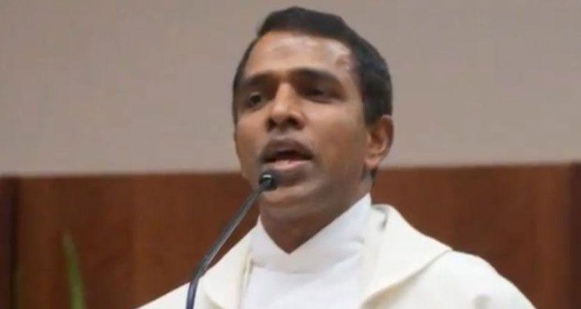 Attack not racial, says priest stabbed in Australia