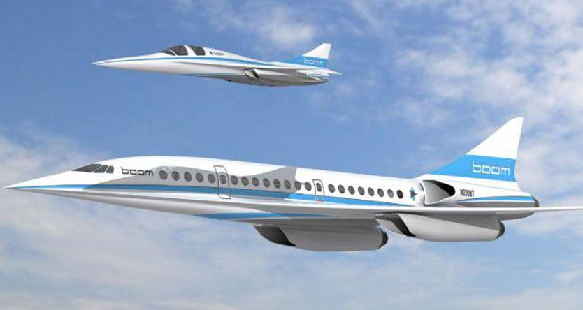 World's fastest jet which could make it possible to fly from Sydney to LA in just over six hours