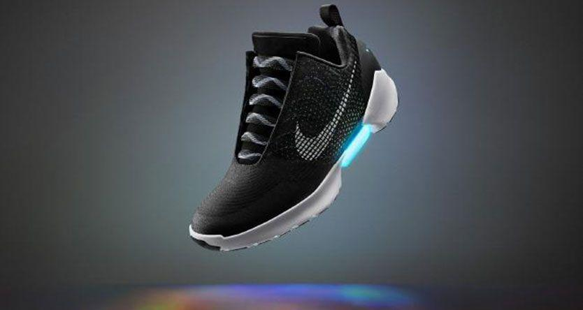 Nike's self-lacing HyperAdapt 1.0 sneakers took 13 years and an unlimited budget to create