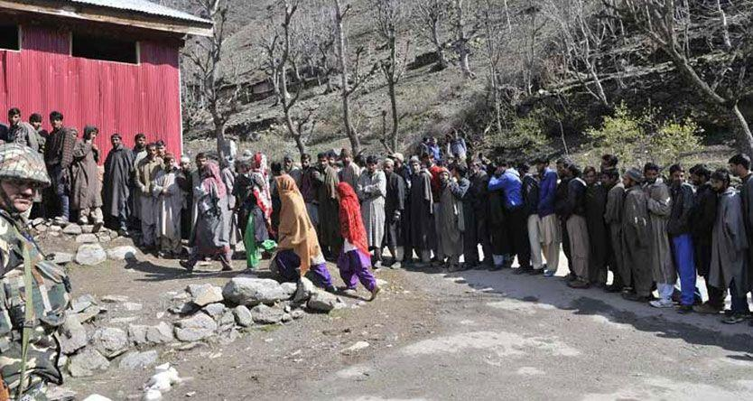At least 8 killed in Srinagar poll violence, voter turnout 6.5 per cent