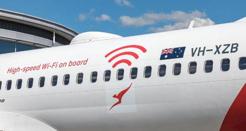 It has been a long time coming, so how does in-flight Wi-Fi stack up on a Qantas plane?