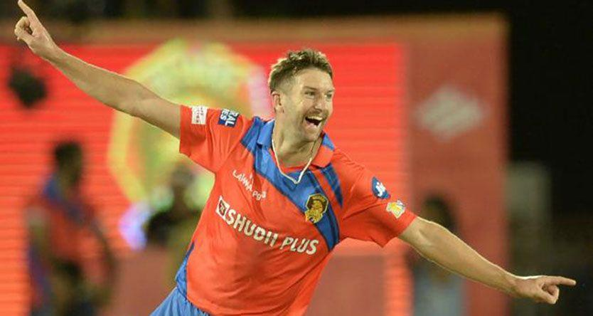 IPL: Aussie quick Andrew Tye takes five-for, hat-trick, $2.8m wicket of Ben Stokes in incredible debut