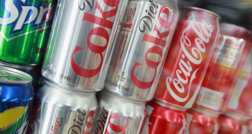 Just one Diet Coke or Pepsi Max a day can 'triple the risk of a deadly stroke' and dementia