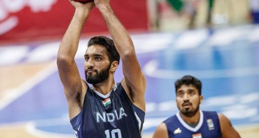 Indian basketball captain Amritpal Singh impresses in Australia's NBL Draft Combine