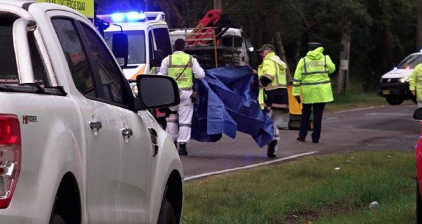 Five-year-old girl hit by truck in Wyong on way home from school dies