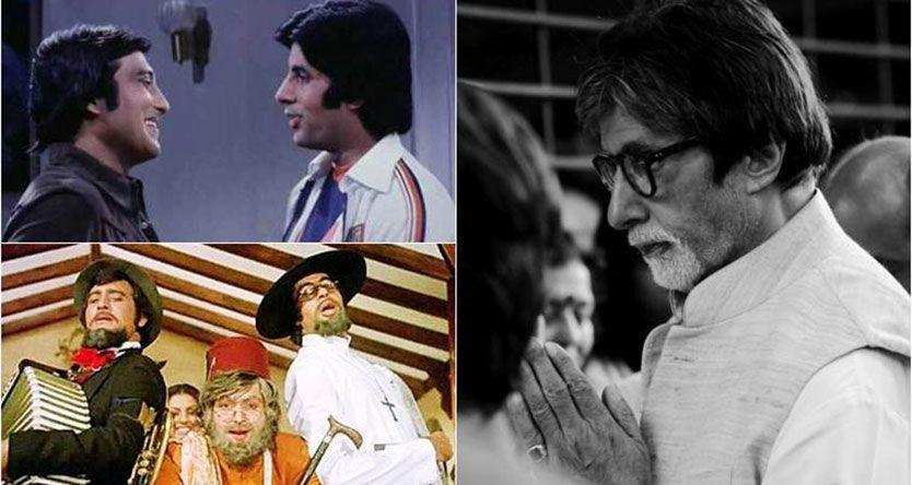 Amitabh Bachchan on Vinod Khanna's death: Saw our 48 year relationship going up in flames
