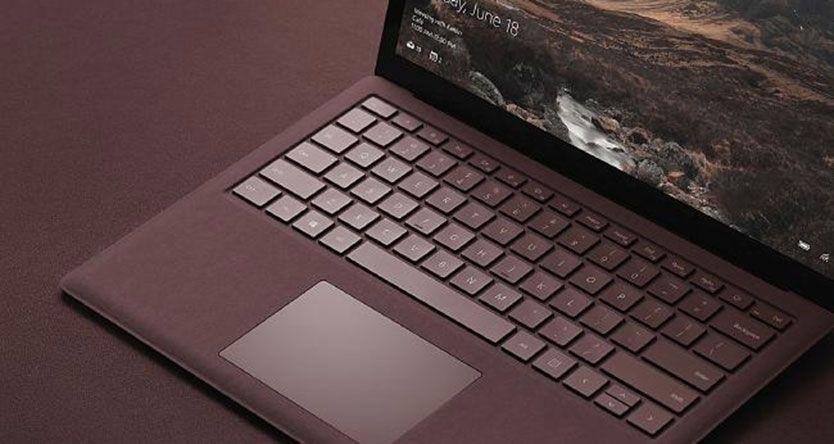 Microsoft Surface revealed — and it's got a bizarre feature that could get very grubby