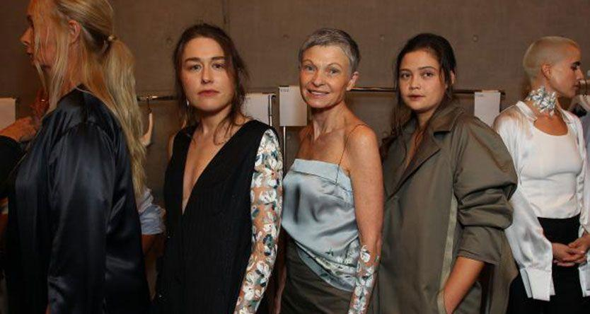 Brilliant reaction to designer Thomas Puttick using 60-year-olds in fashion week show