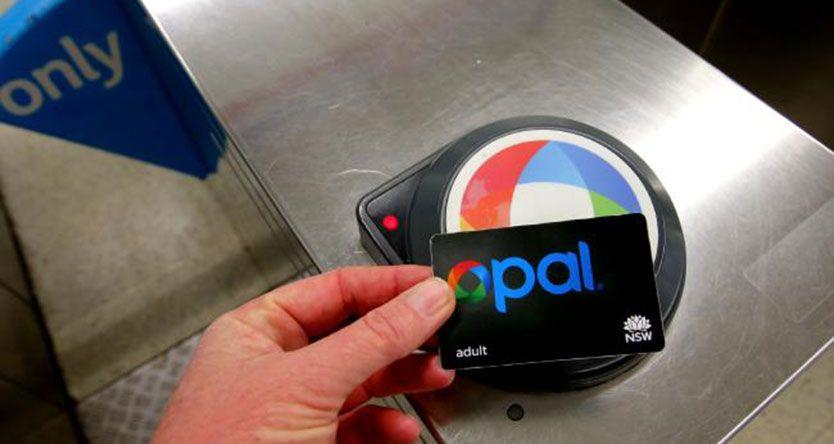 Opal card fares to rise from 3 July