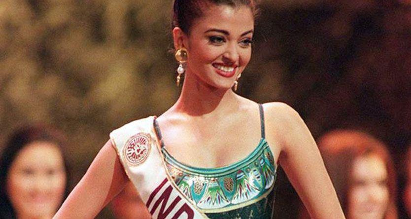 Watch: This is how Aishwarya Rai introduced herself at the Miss World pageant in 1994
