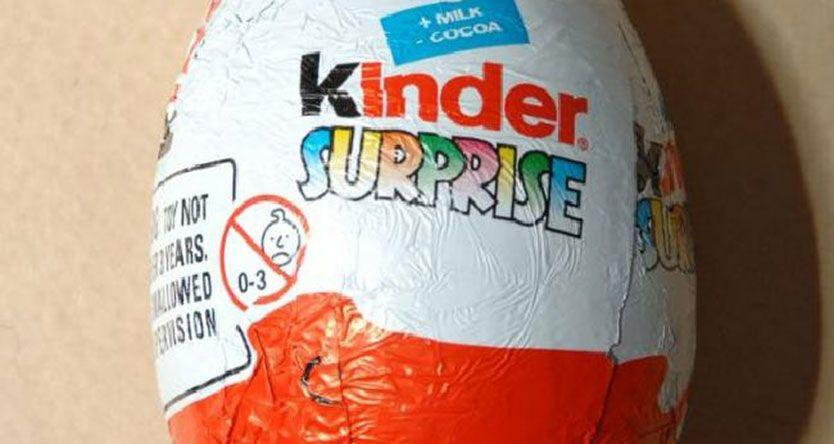 Americans have been denied the joy of a Kinder Surprise ... until now