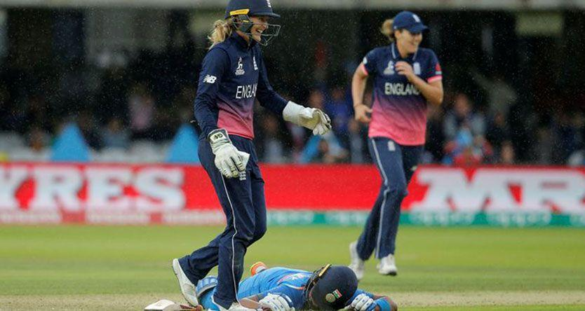 India vs England Women's World Cup Final: England fourth time champions after India suffer stunning collapse