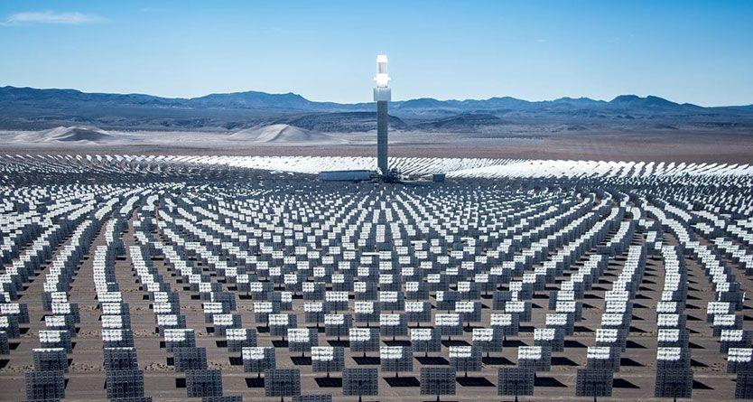 Port Augusta solar thermal plant to power South Australian government