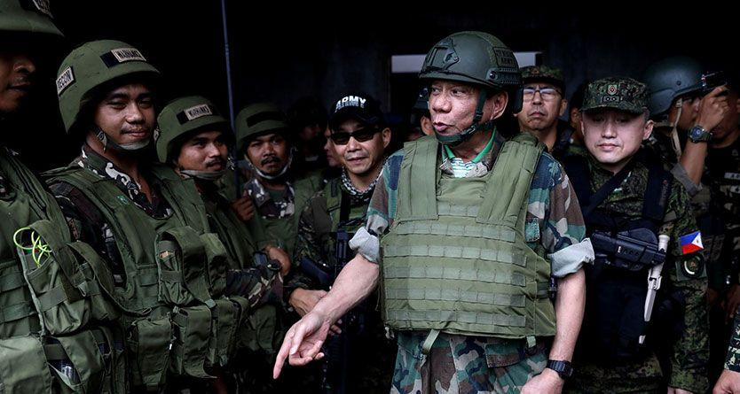 Australia offers to train Philippine army in fight against Islamic State