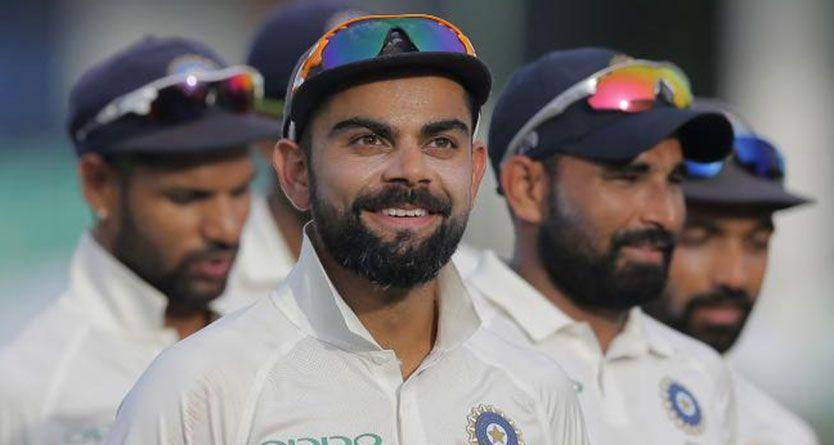 Sri Lanka v India: Virat Kohli's men secure eighth-straight series win