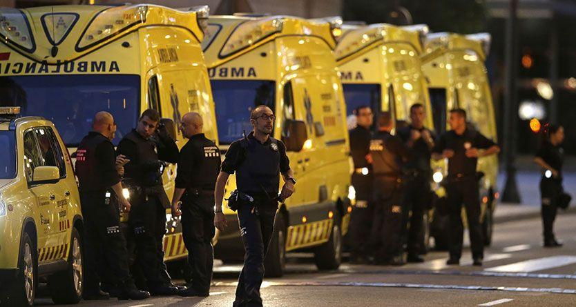 Barcelona victims: citizens from at least 24 countries among dead and injured