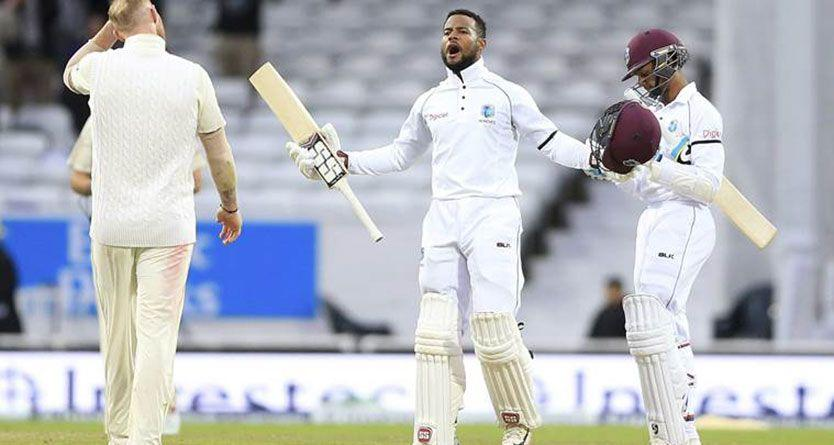 Test match was nerve-wracking in the end, says Jason Holder