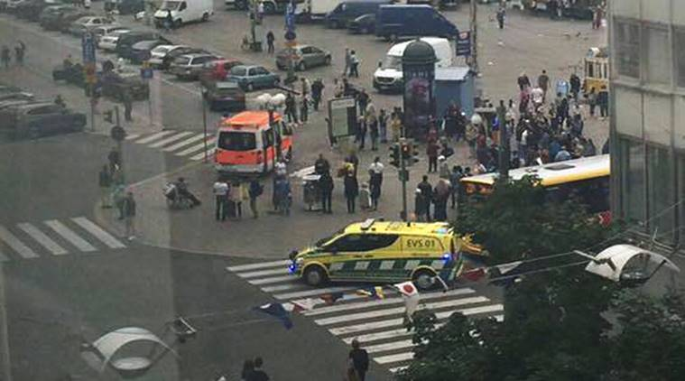 Finland attack: At least two dead, several injured as man goes on stabbing spree in Turku, suspect held