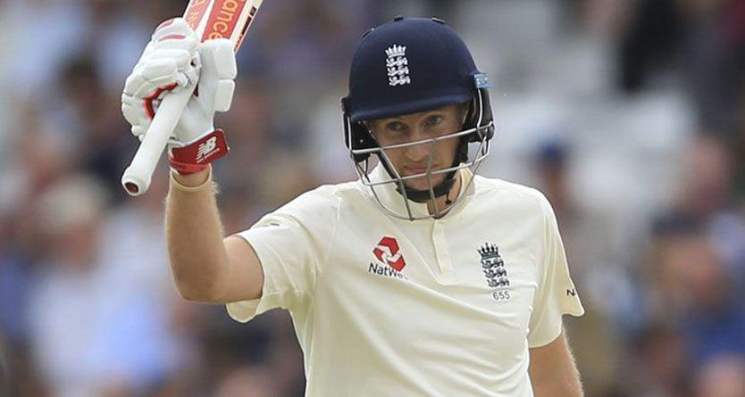 Joe Root equals record for most consecutive 50-plus scores in Tests