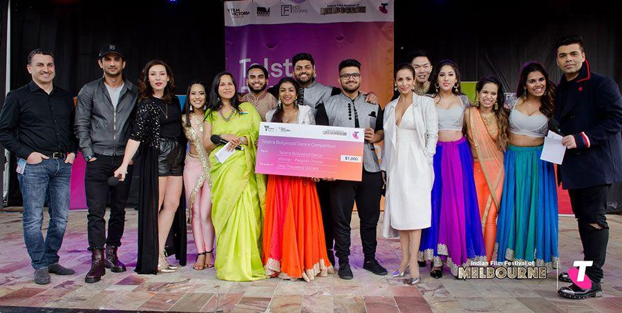 Telstra Bollywood Dance Competition 2017 dazzles Melbourne