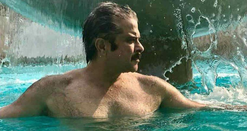 Anil Kapoor is defying the laws of ageing in his latest photo