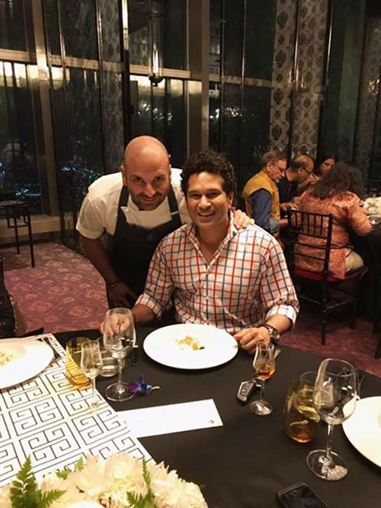 Masterchef Australia's Chef George Calombaris on jalebis, spices and food fantasies