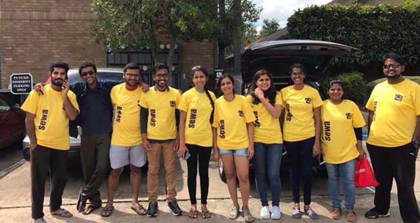 Indian-Americans In Texas Help Thousands With Food, Medical Aid