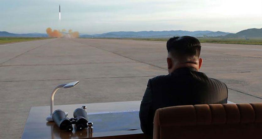 North Korea ramps up threat to test hydrogen bomb over Pacific