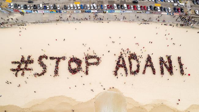 Official launch of Adani's Carmichael mine cancelled