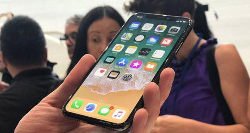 Apple sacks engineer over daughter's iPhone X hands-on video