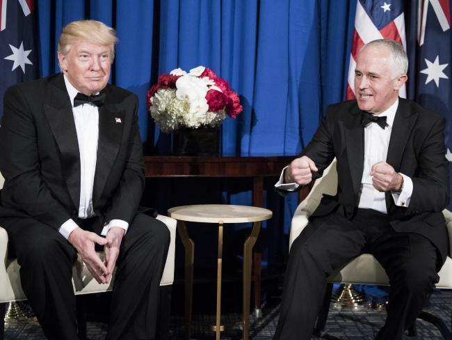 Donald Trump expected to meet with Malcolm Turnbull