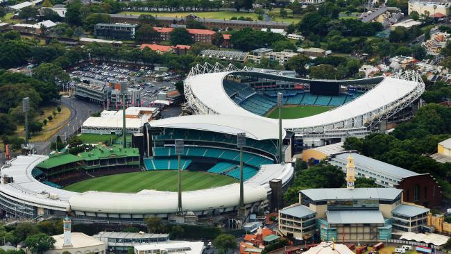 Cricket Australia joins stadium war in bid to halt SCG fall from grace
