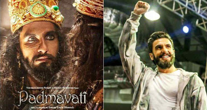 Ranveer Singh pens heartfelt note after overwhelming response to Padmavati trailer. Read it here