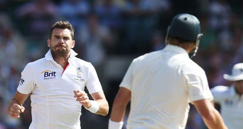 England swing king Jimmy Anderson ready to plot the downfall of young Australian opener Matthew Renshaw